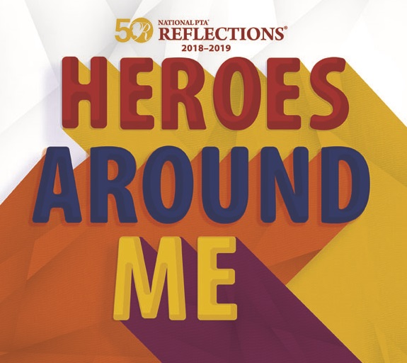Reflections Theme for 2018 is Heroes around the world